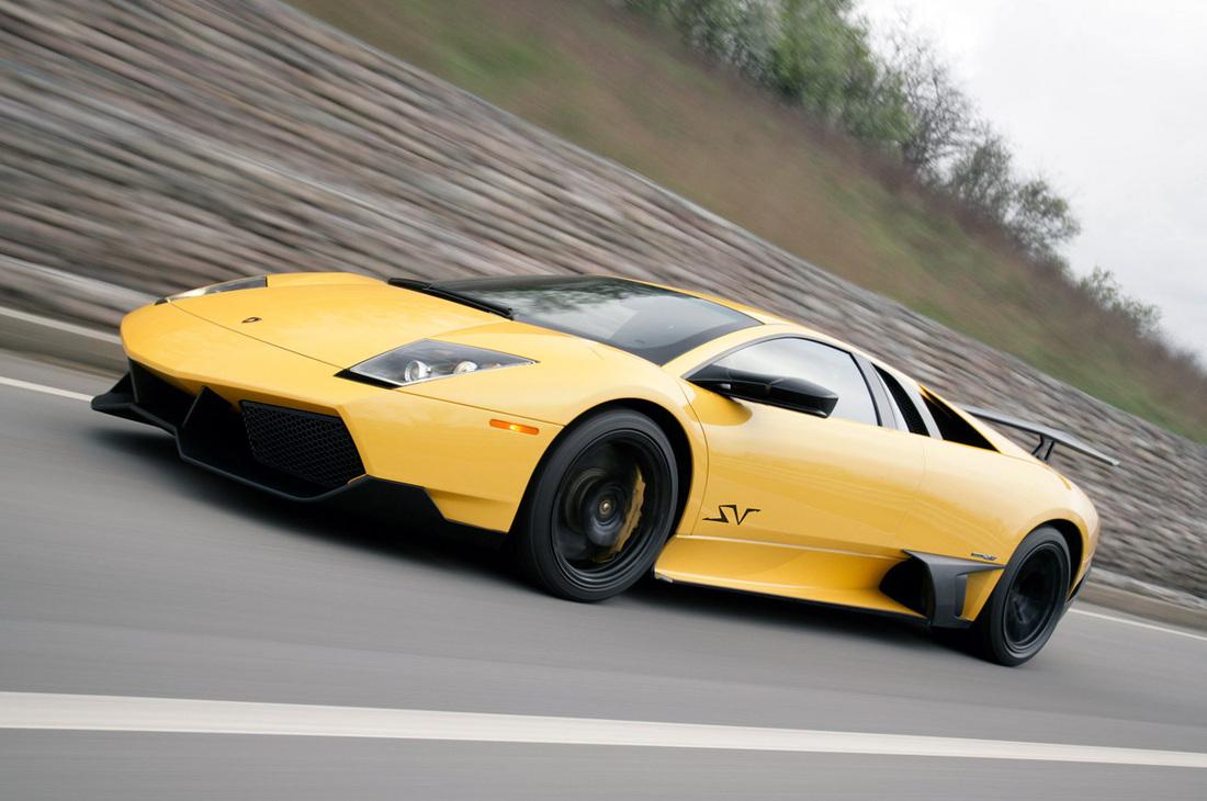 Lamborghini Murcielago Lp670 4 Sv Gnetweb